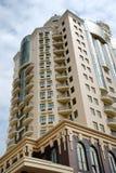 Gratte-ciel neuf d'appartement Photos libres de droits
