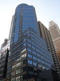 gratte-ciel neuf York photographie stock libre de droits