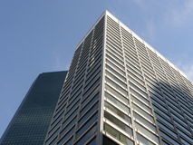 gratte-ciel neufs York de ville image libre de droits