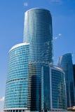 Gratte-ciel russes Photographie stock libre de droits