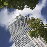 Grattoir de ciel Image libre de droits