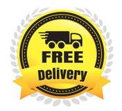 Gratuit fournissez l'insigne de commerce électronique illustration libre de droits