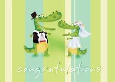 gratulacje Fotografia Stock