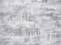 Grau- und wei?erschmutz maserte konkreten Hintergrund stockbild