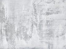 Grau- und wei?erschmutz maserte konkreten Hintergrund lizenzfreies stockfoto