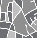 Grau zeichnet nahtloses Muster Stockbilder
