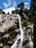 Graubär-Fälle, Könige Canyon, Kalifornien stockbilder