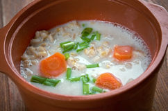 Graubunden Barley Soup Royalty Free Stock Images