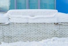 Graue Backsteinmauer für Hintergrund und Beschaffenheit Lizenzfreies Stockfoto