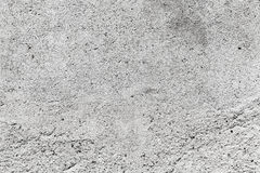 Graue Betonmauer, flache Beschaffenheit der Nahaufnahme Stockfoto