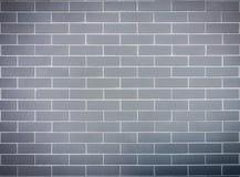 Graue Blockbacksteinmauer Stockfotos