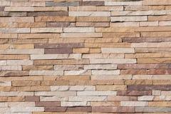 Graue Farbe des Backsteinmauermusters des modernen Artdesigns dekorativ Lizenzfreie Stockfotos