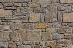 Graue Farbe des Musters der dekorativen ungleichen gebrochenen wirklichen Steinwandoberfläche des modernen Artdesigns mit Zement Lizenzfreie Stockbilder