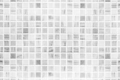 Graue Fliesenwand/graue Keramikziegelwandbeschaffenheit der Zusammenfassung Lizenzfreies Stockbild