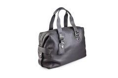 Graue Frau bag-1 Lizenzfreie Stockfotos