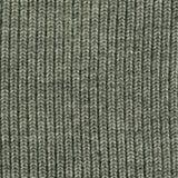 Graue gestrickte Wollestrickjackebeschaffenheit Stockfotos
