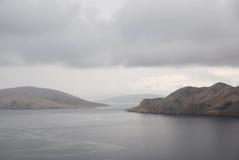 Graue Küste Stockbilder