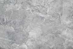 Graue Marmoroberflächenbeschaffenheit Stockfoto