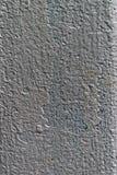 Graue Metalloberfläche mit blauen Flecken masern Foto Stockfotos