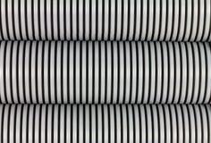 Graue Rohre Stockbilder