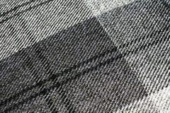 Graue Stoffbeschaffenheit Lizenzfreie Stockbilder