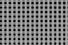 Graue und schwarze Kubikzeilen Hintergrund Lizenzfreie Stockbilder
