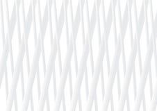Graue und weiße Linien Hintergrund lizenzfreie abbildung