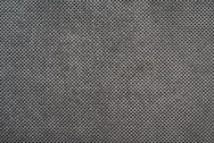 Graue Velourslederstoffbeschaffenheit als Hintergrund Stockfotografie