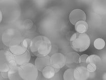 Grauer abstrakter Hintergrund Stockfoto
