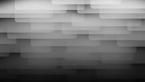 Grauer abstrakter Hintergrund auf dem schwarzen Streifen Stockfotografie