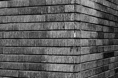 Grauer Backsteinmauer-Hintergrund Lizenzfreies Stockfoto
