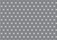 grauer Ellipsenmusterhintergrund-Designvektor Lizenzfreie Stockfotografie