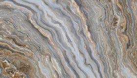 Grauer gelockter Marmor stock abbildung