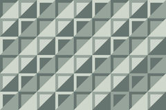 Grauer geometrischer Hintergrund Lizenzfreie Stockfotografie