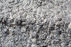Grauer Granitstein Hintergrund, Beschaffenheit Lizenzfreies Stockbild