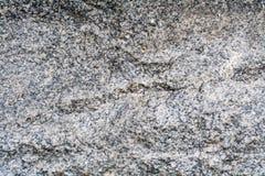Grauer Granitstein Hintergrund, Beschaffenheit Stockfoto