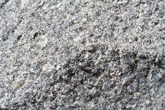 Grauer Granitstein Hintergrund, Beschaffenheit Stockbild