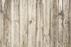 Grauer hölzerner Beschaffenheitshintergrund Alte Planken Stockfoto