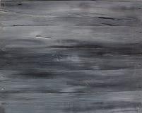Grauer hölzerner Hintergrund Stockbild
