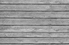 Grauer Holzoberflächehintergrund Lizenzfreie Stockfotos