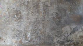 Grauer Metallhintergrund in der Schmutzart lizenzfreie stockfotos