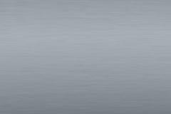 Grauer metallischer Hintergrund Lizenzfreies Stockbild