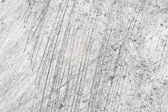 Grauer Schmutzhintergrund oder Beschaffenheitswand, Zementbodenbeschaffenheit des leeren Raumes der alten Wand Lizenzfreies Stockbild