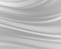 Grauer seidiger Hintergrund Lizenzfreies Stockbild