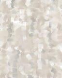 Grauer und beige abstrakter Art Painting Stockfotografie