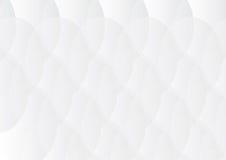 Grauer und weißer abstrakter Hintergrund lizenzfreie abbildung
