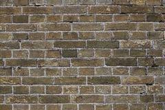 Grauer Ziegelsteinhintergrund Stockbilder