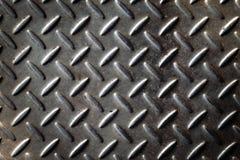 Graues Diamant-Schnitt-Metall Lizenzfreies Stockbild