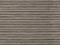 Graues flockiges nahtloses Steinbeschaffenheitshintergrundmuster Nahtlose Beschaffenheitssteinoberfläche mit horizontalen Linien  Stockfoto
