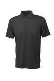 Graues T-Shirt des Golfs für Mann oder Frau Lizenzfreie Stockfotografie